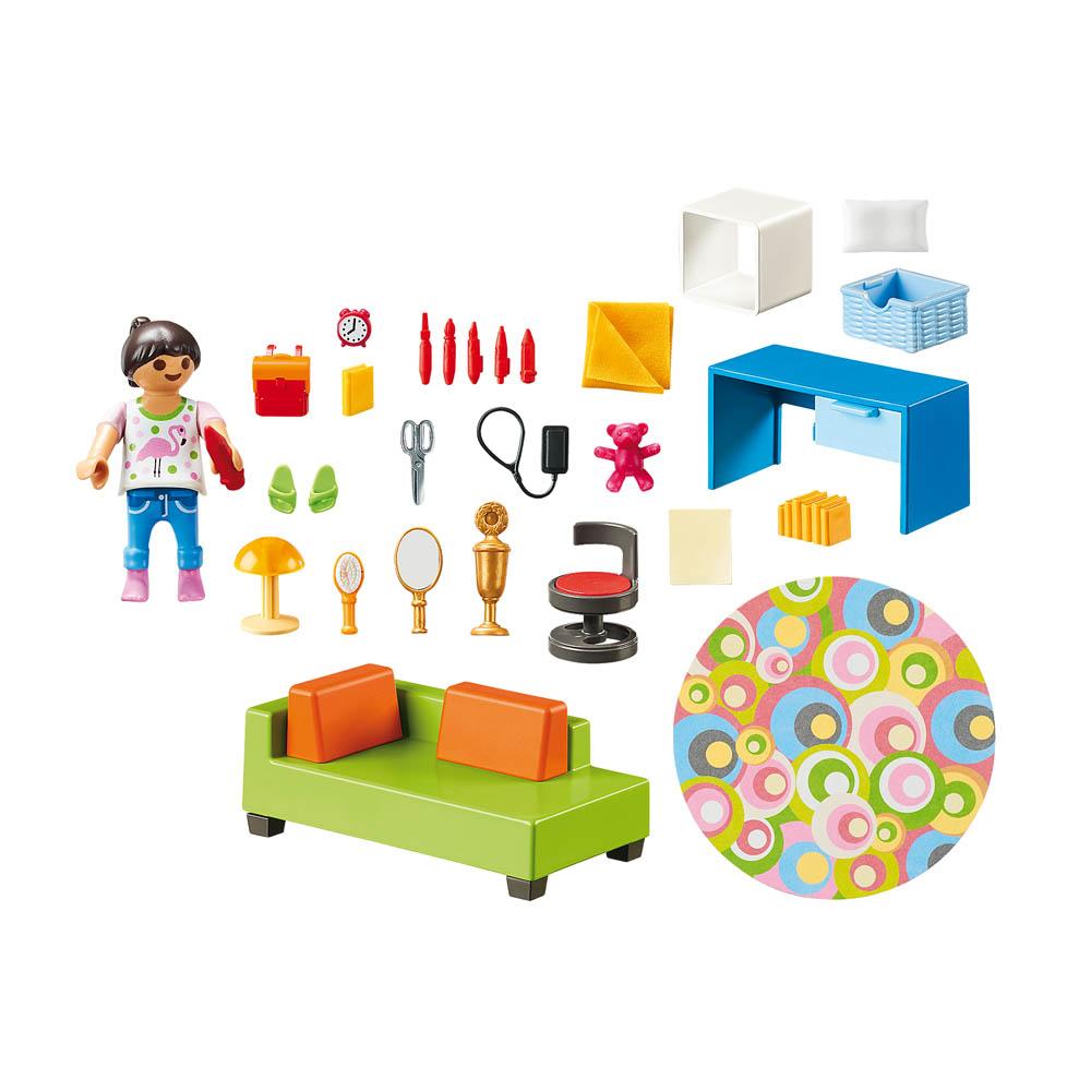 Playmobil - Quarto Do Adolescente