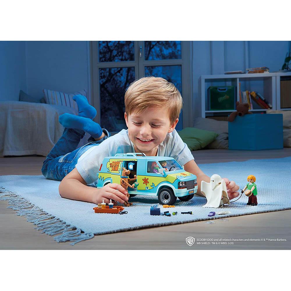 Playmobil - Van Maquina Misterio