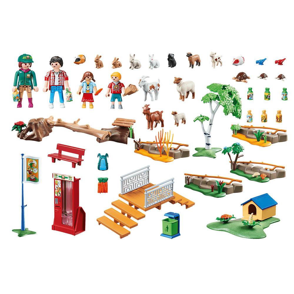 Playmobil - Zoológico De Animais Domesticados