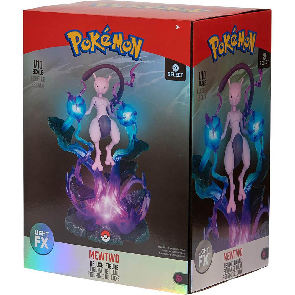 Pokemon - Figura Colecionável de Luxo - Mewtwo