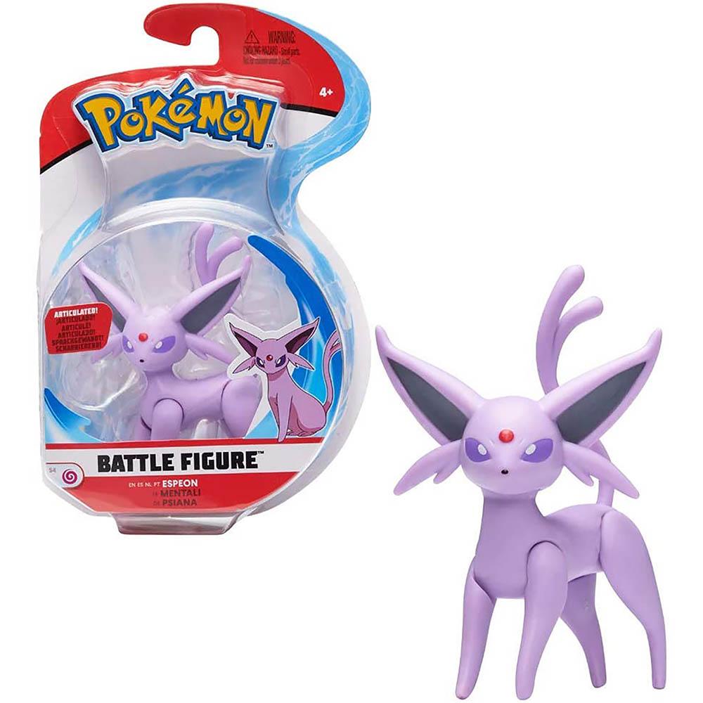 Pokémon - Figuras De Ação - Espeon - Sunny