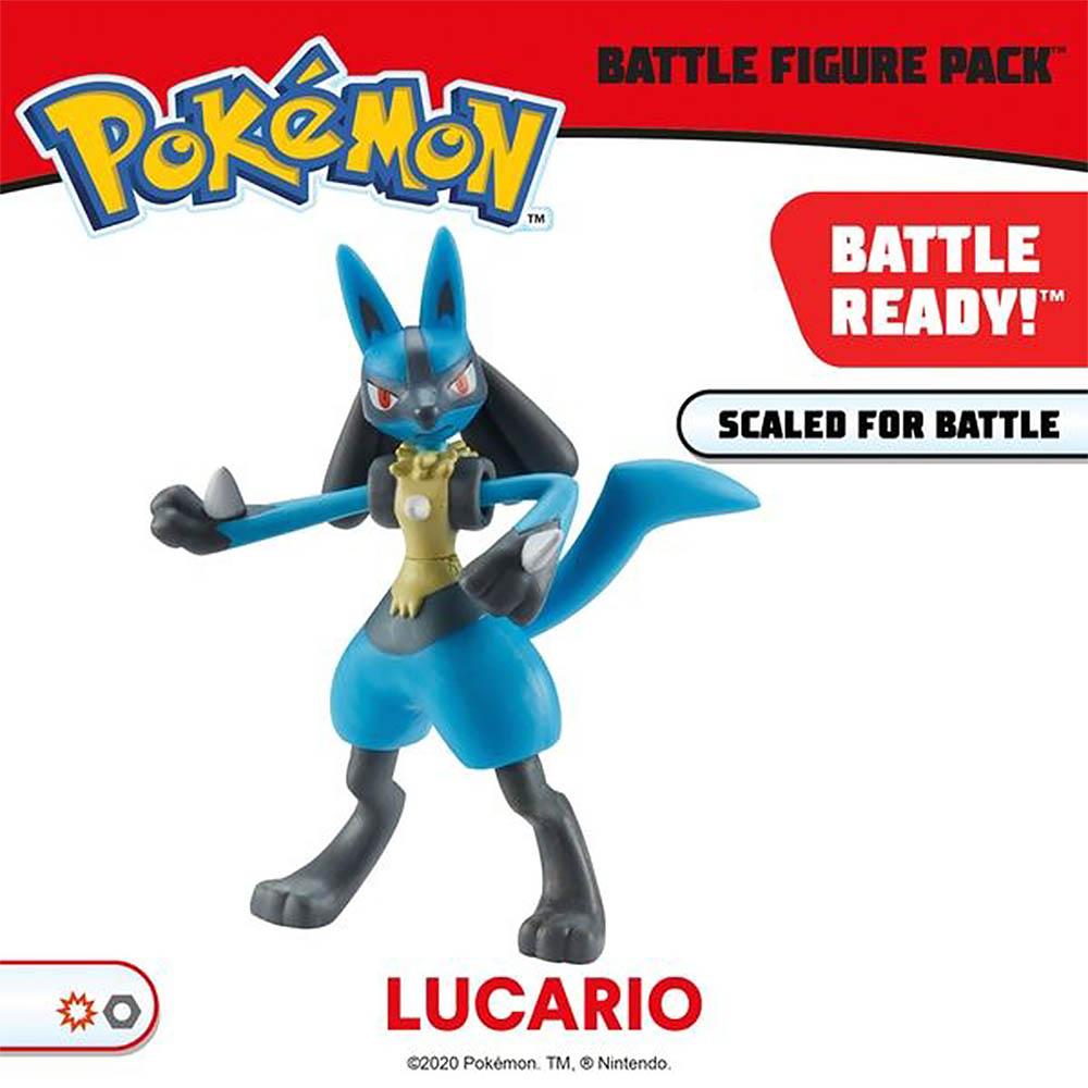 Pokémon - Figuras De Ação - Lucario - Sunny