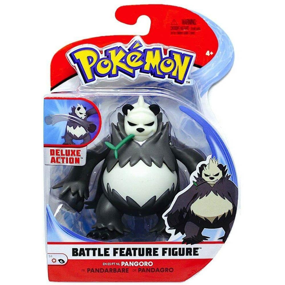 Pokémon - Figuras de Ação - PANGORO