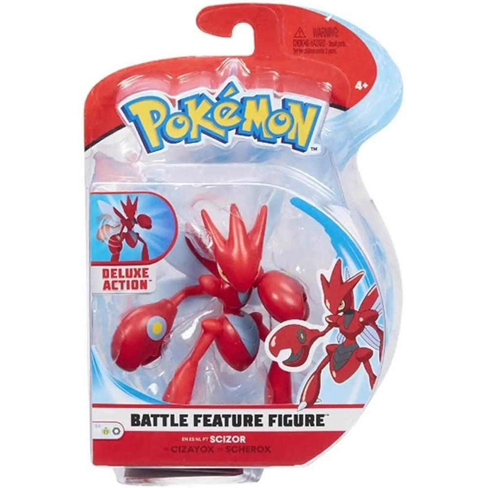 Pokémon - Figuras de Ação - SCIZOR