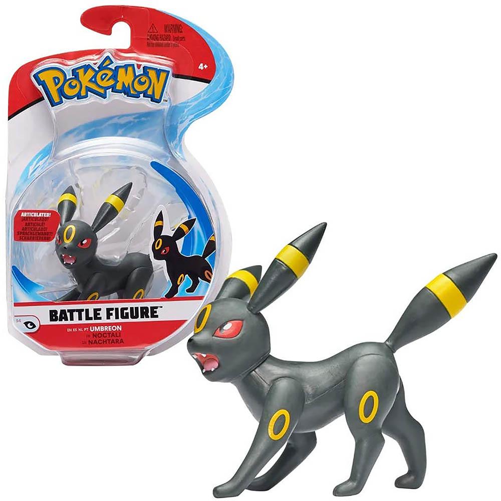 Pokémon - Figuras De Ação - Umbreon - Sunny