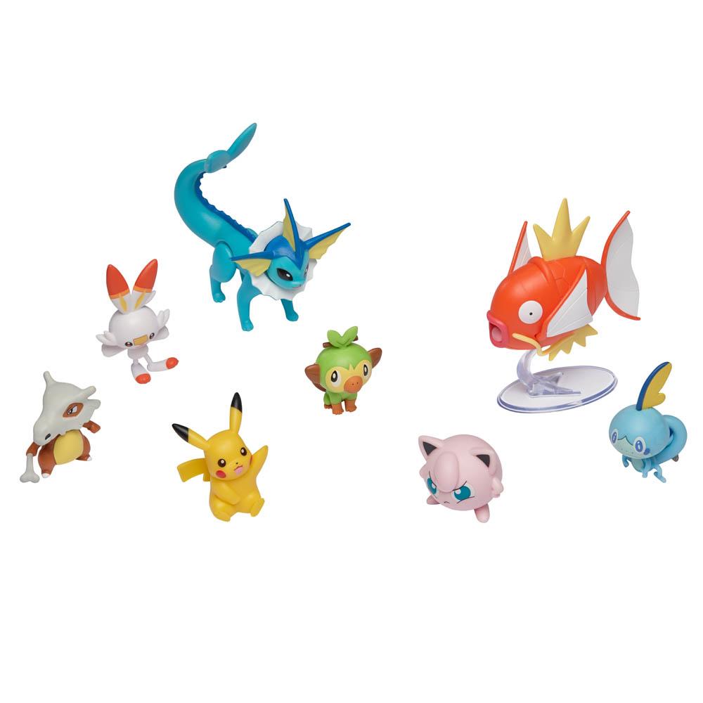 Pokémon - Figuras De Batalha I