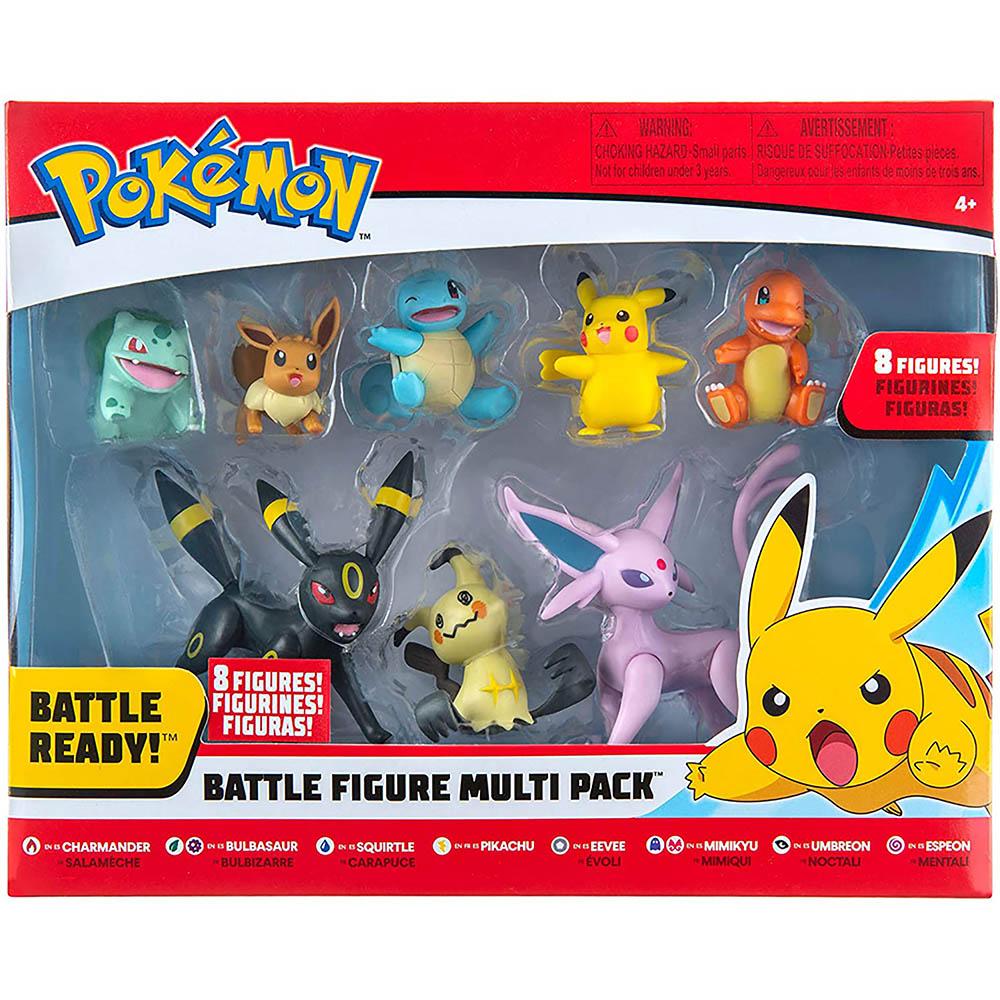 Pokémon - Figuras De Batalha II