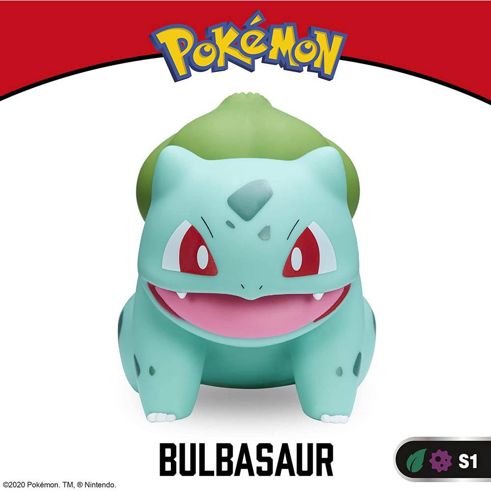 Pokémon - Figuras em Vinil - BULBASAUR