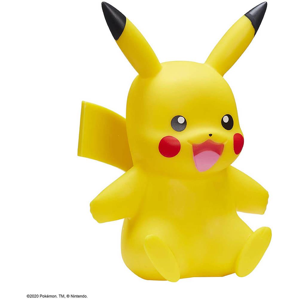 Pokémon - Figuras em Vinil - PIKACHU