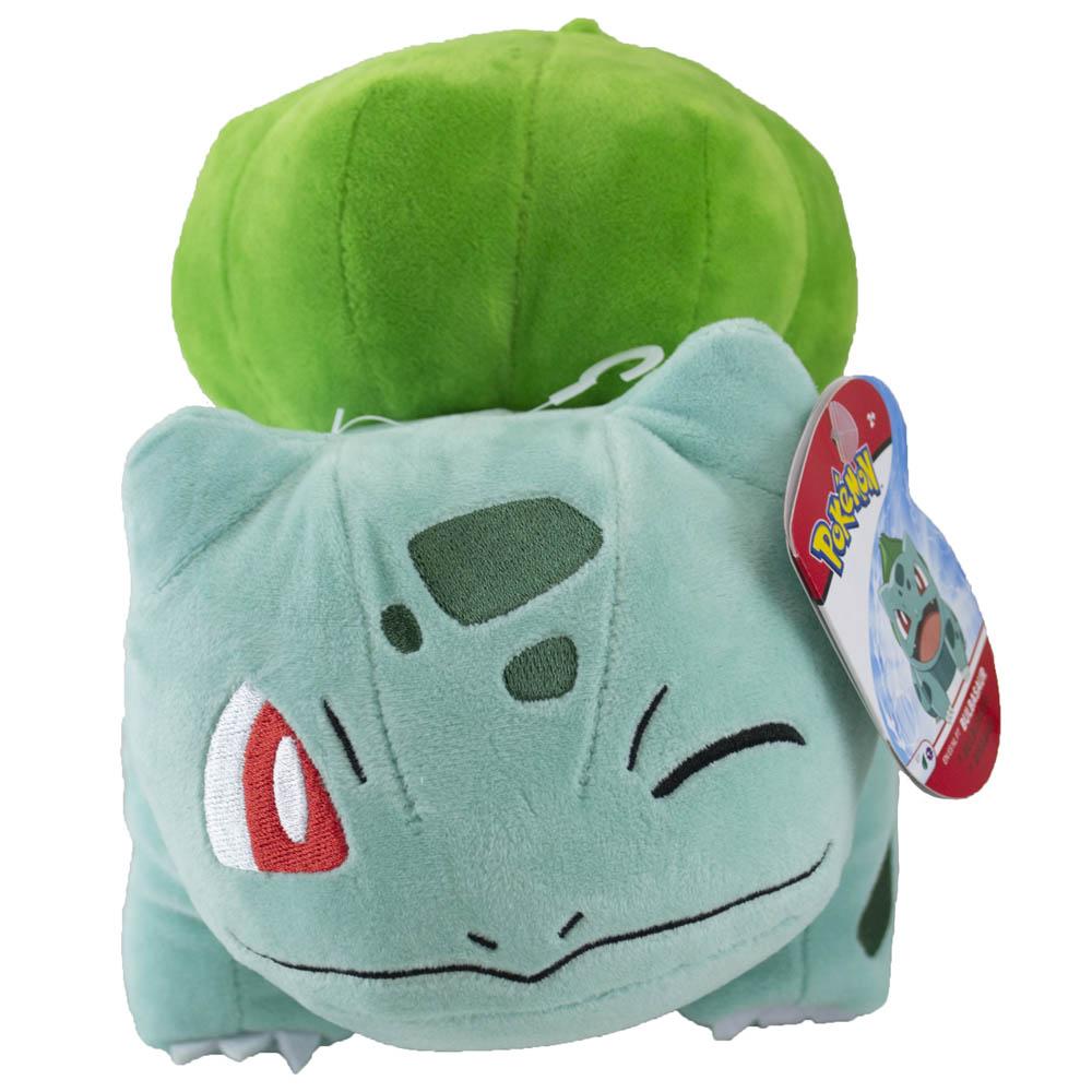 Pokémon - Pelúcia De 20 Cm - Bulbasaur