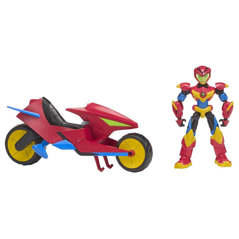 Power Players - Veículo Com Figura