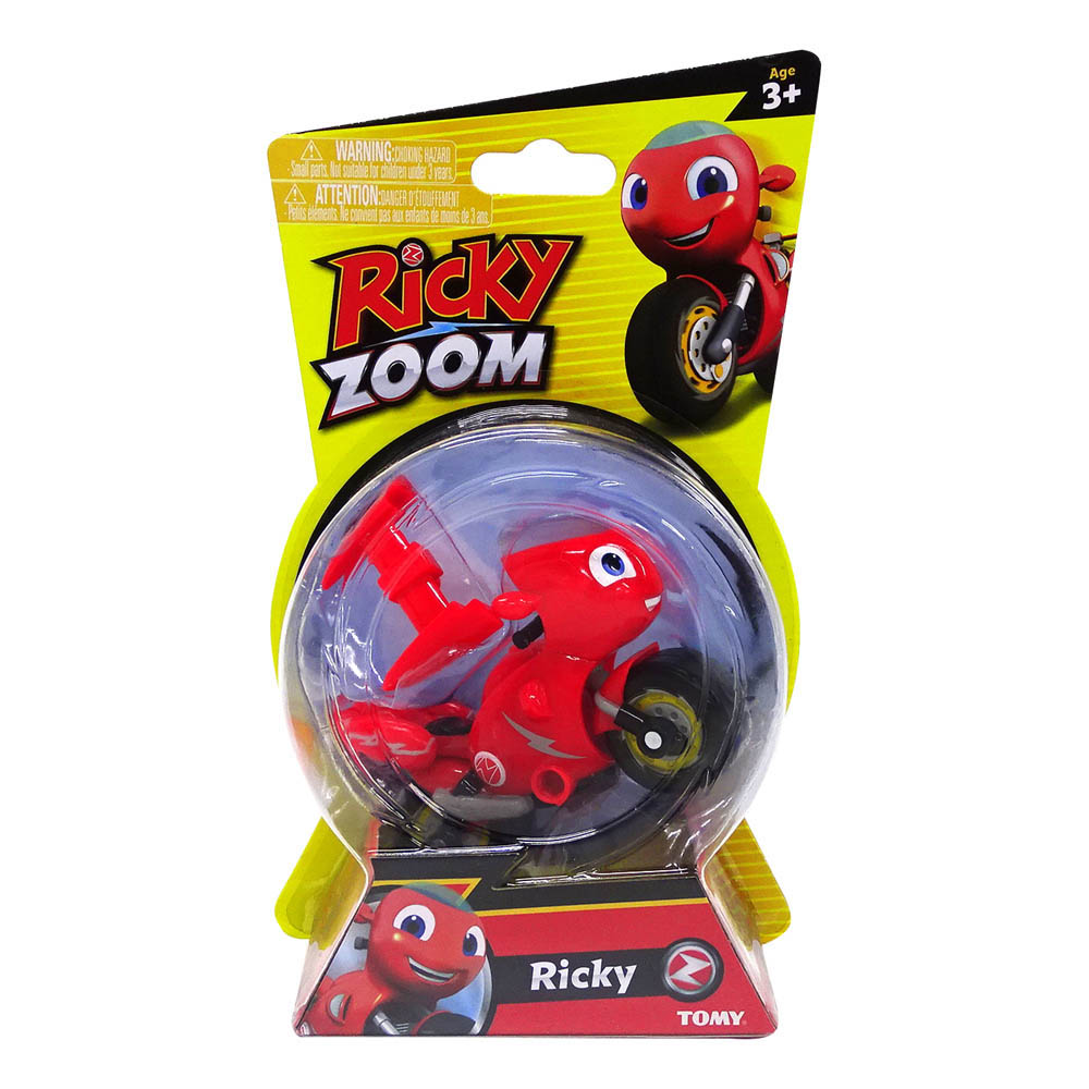 Ricky Zoom - Figura Individual