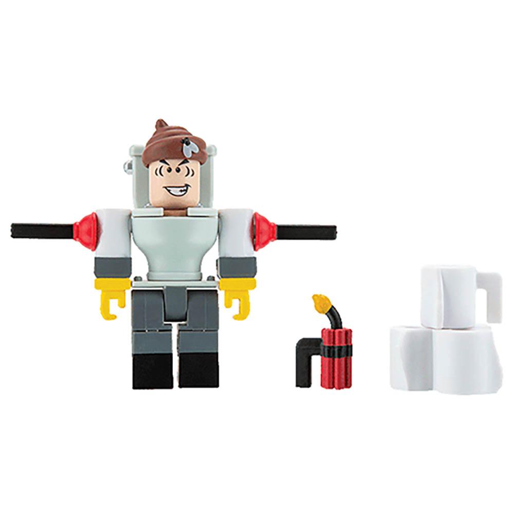 Roblox - Figura 7 Cm - Mr. Toilet