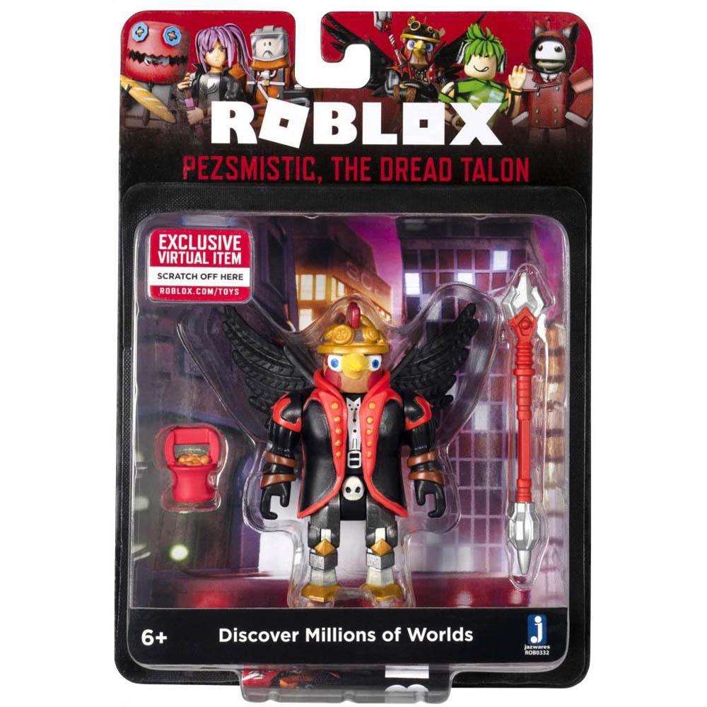 Roblox - Figura 7 Cm - Pezsmistic - The Dread Talon