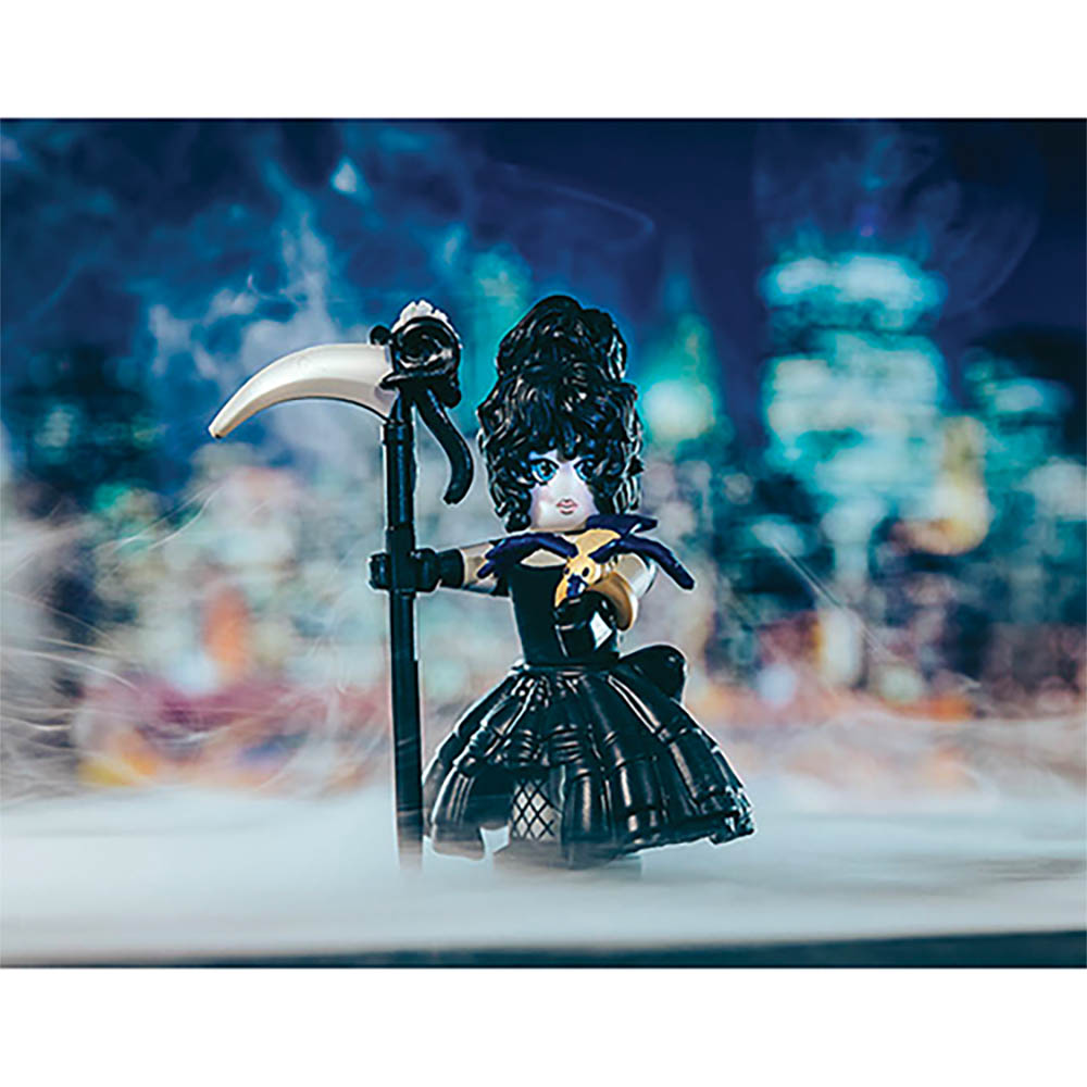 Roblox - Figura 7 Cm - Star Sorority - Trexa The Dark Princess