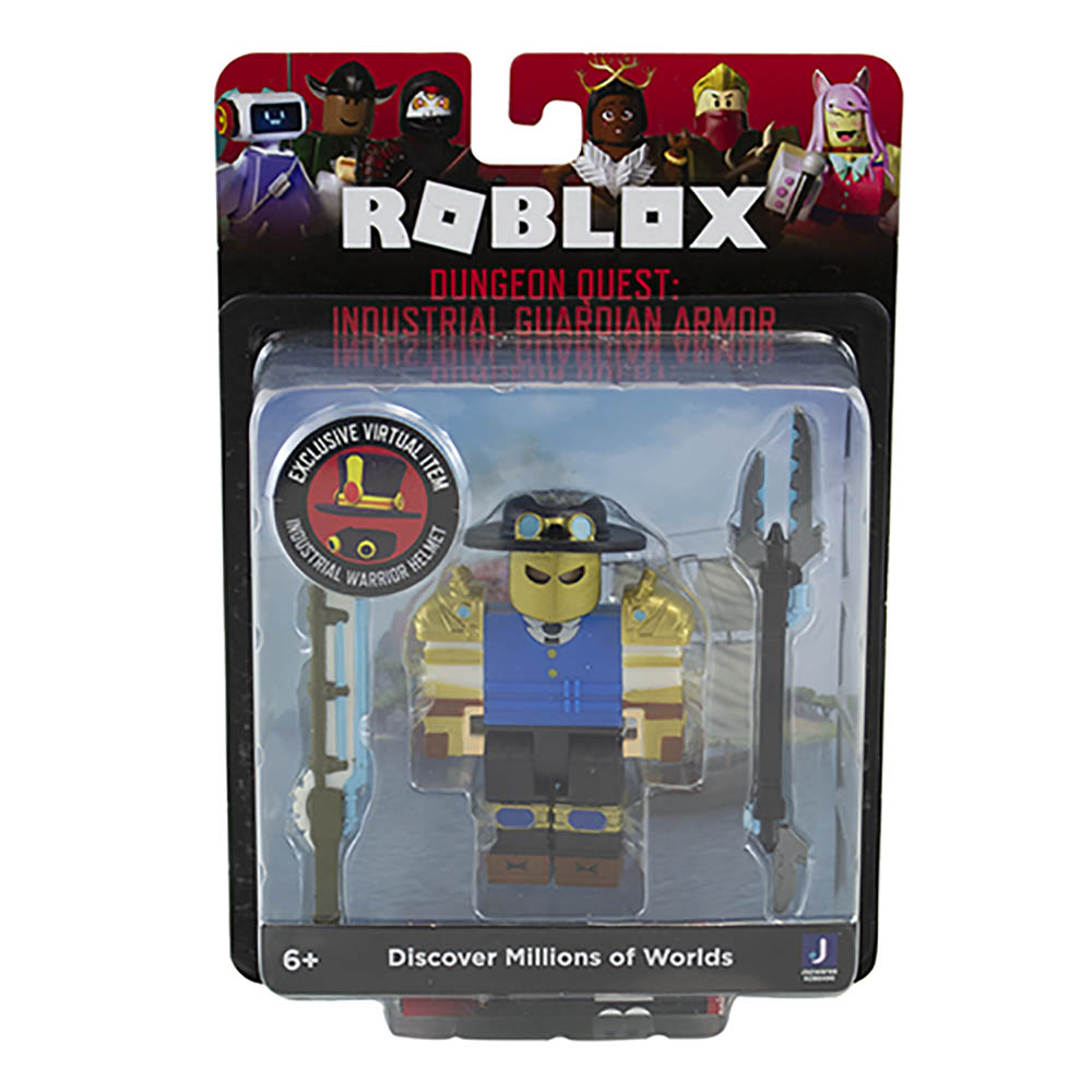 Roblox - Figura Dungeon Quest: Industrial Guardian Armor