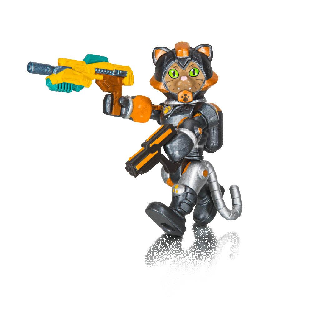 Roblox - Figura Fcats In Space E Sergeant Tabbs