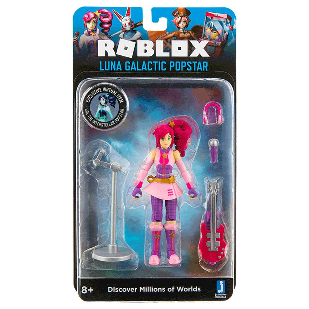 Roblox - Figura Luna Galactic Popstar