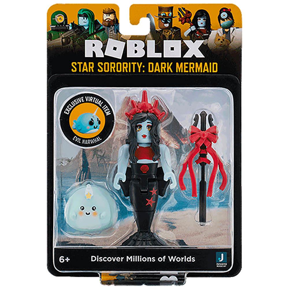 Roblox - Figura Star Sorority: Dark Mermaid