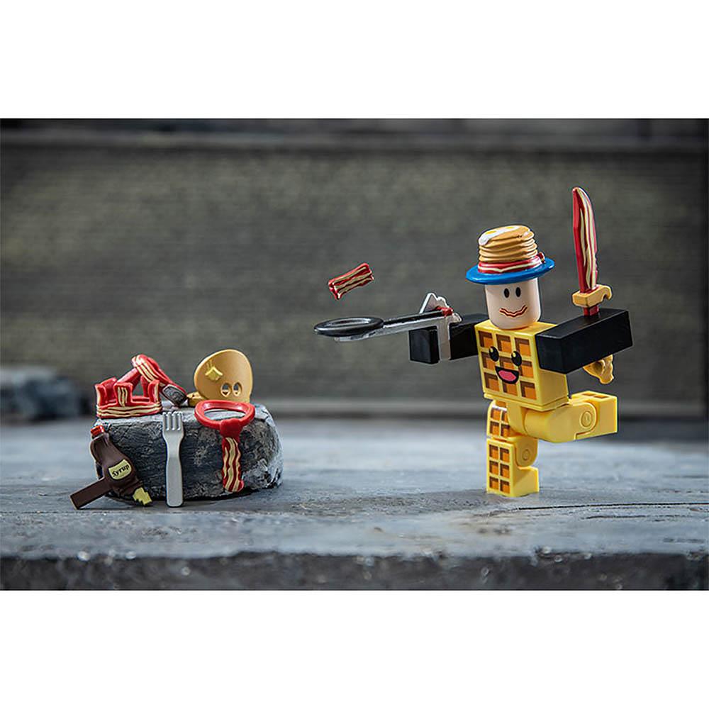 Roblox - Figuras Avatar Shop - Makin' Bacon Pancakes