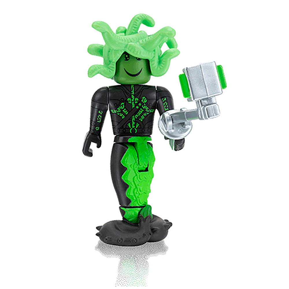 Roblox - Figuras Avatar Shop - Social Medusa Influencer