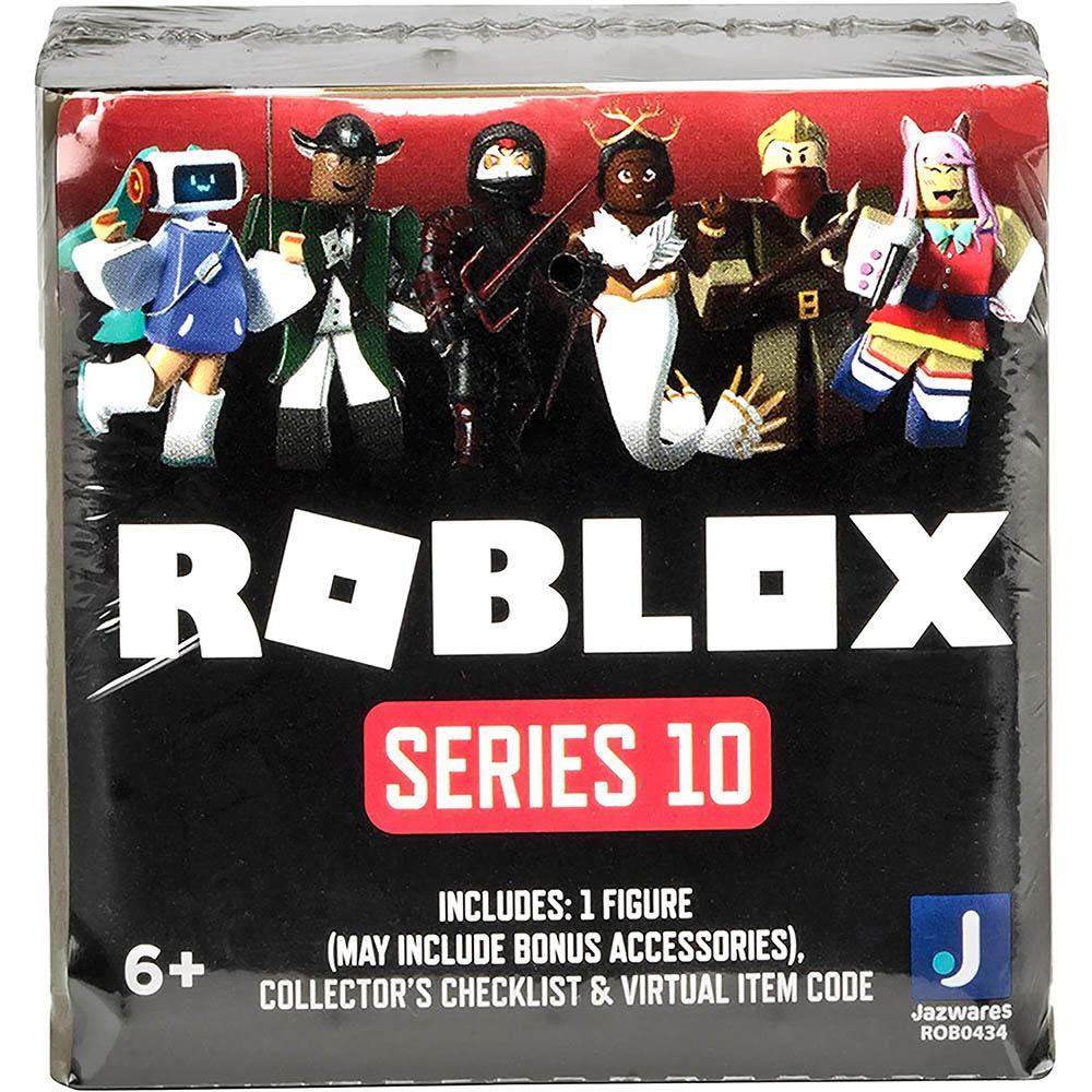 Roblox - Figuras Surpresas Sortidas - Série 10