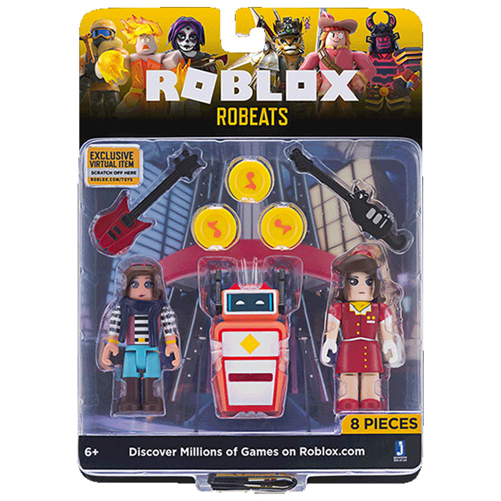 Roblox - Game Pack Celebrity Robeats