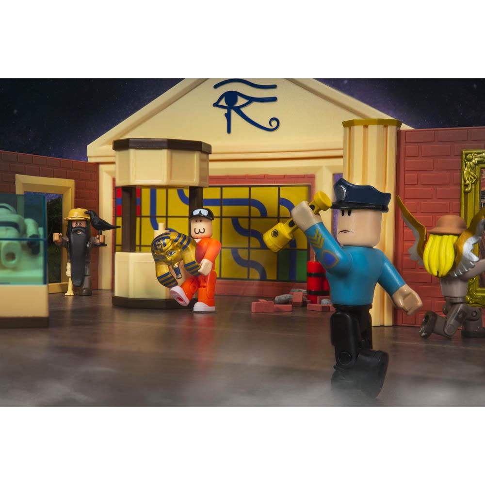 Roblox - Playset De Luxo Jailbreak Museum Heist
