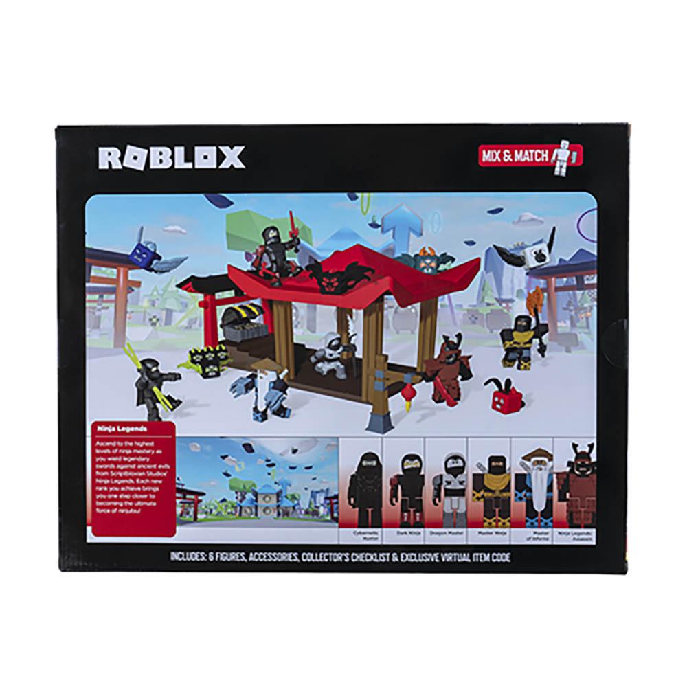 Roblox - Playset de Luxo Ninja Legends