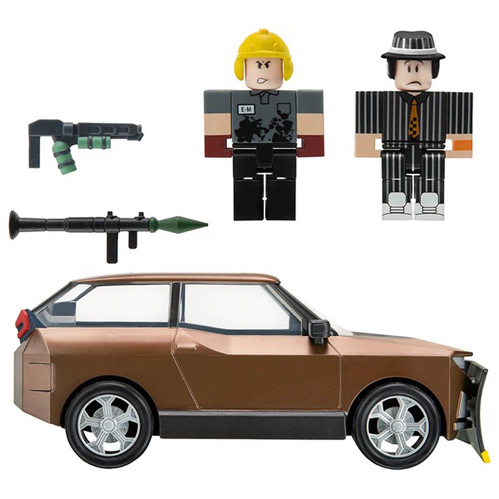 Roblox - Veículo Car Crushers 2: Grandeur Dignity