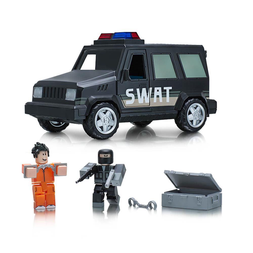 Roblox - Veículo Jailbreak: SWAT Unit