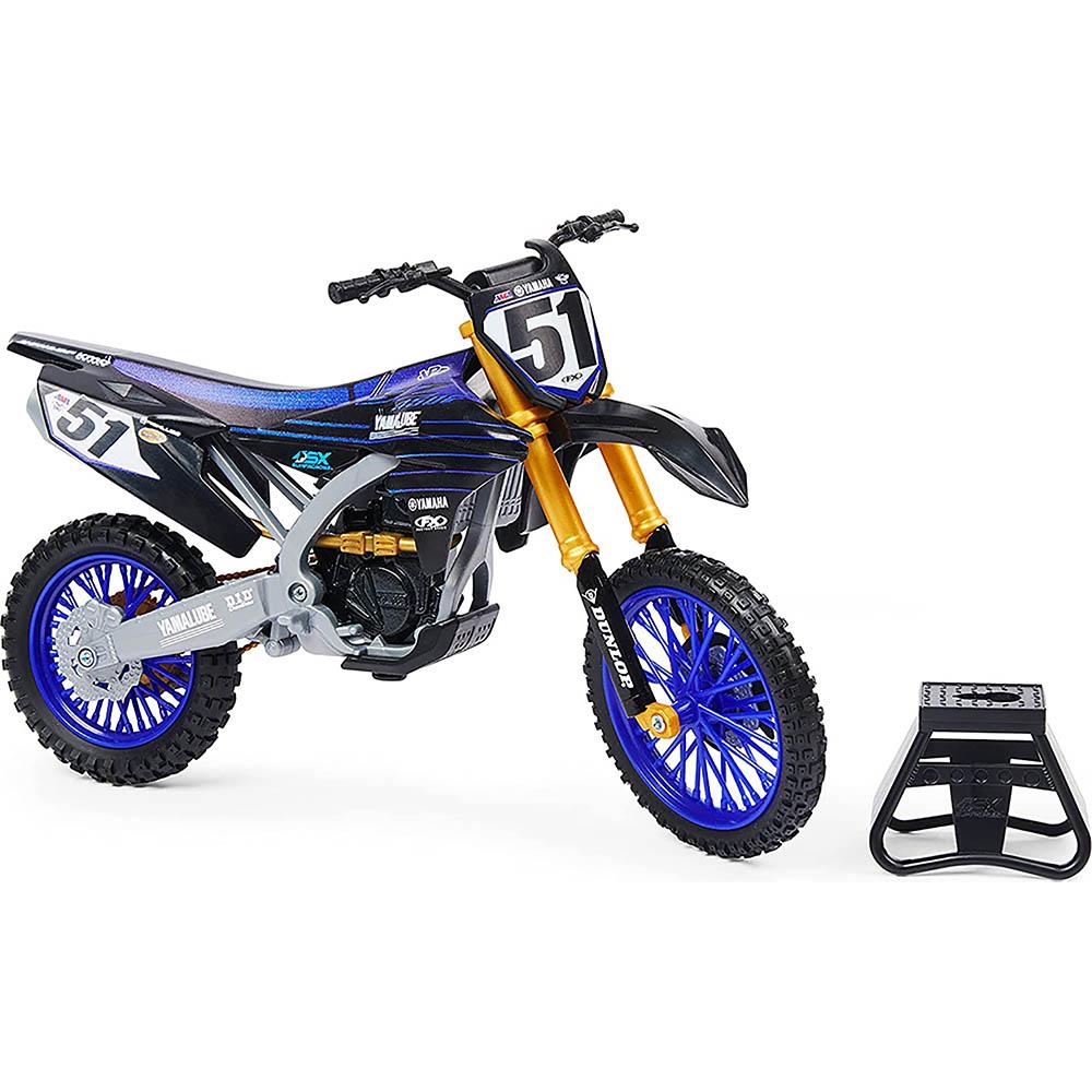 Super Cross - Moto 1:10 Justin Barcia