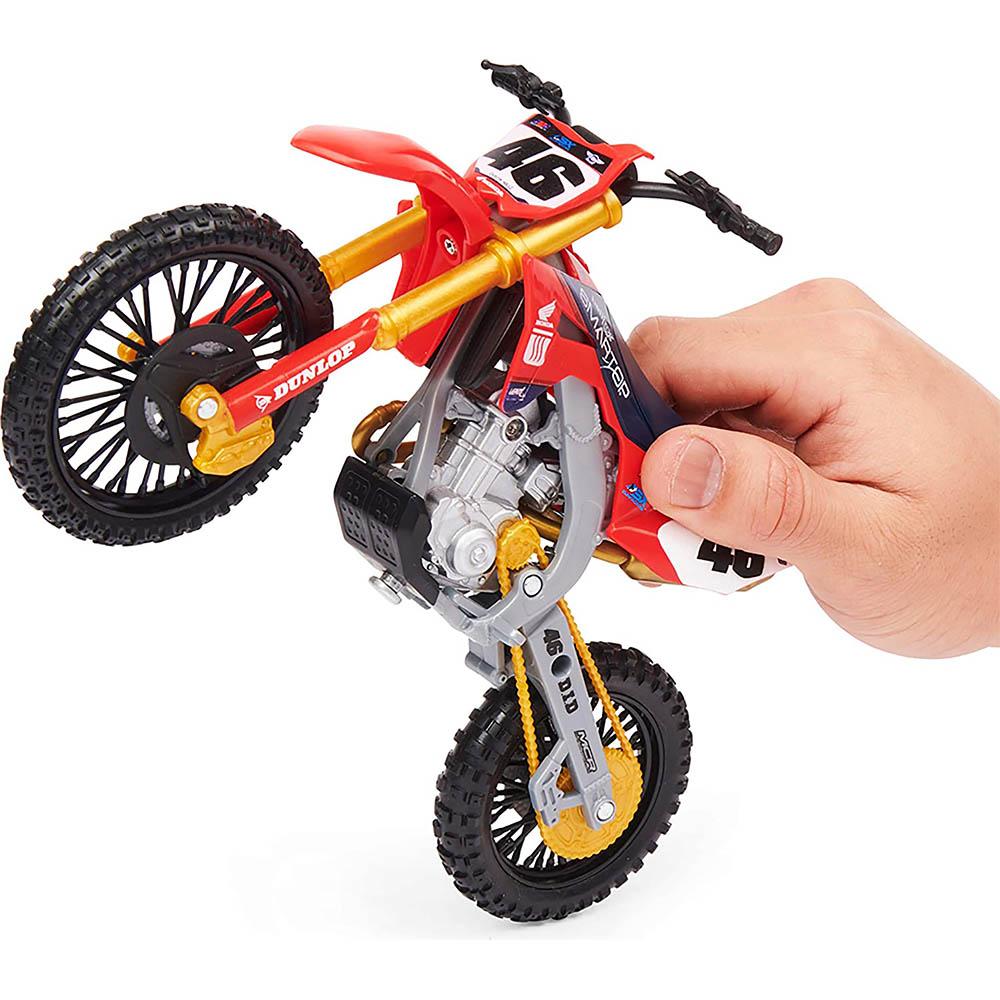 Super Cross - Moto 1:10 Justin Hill