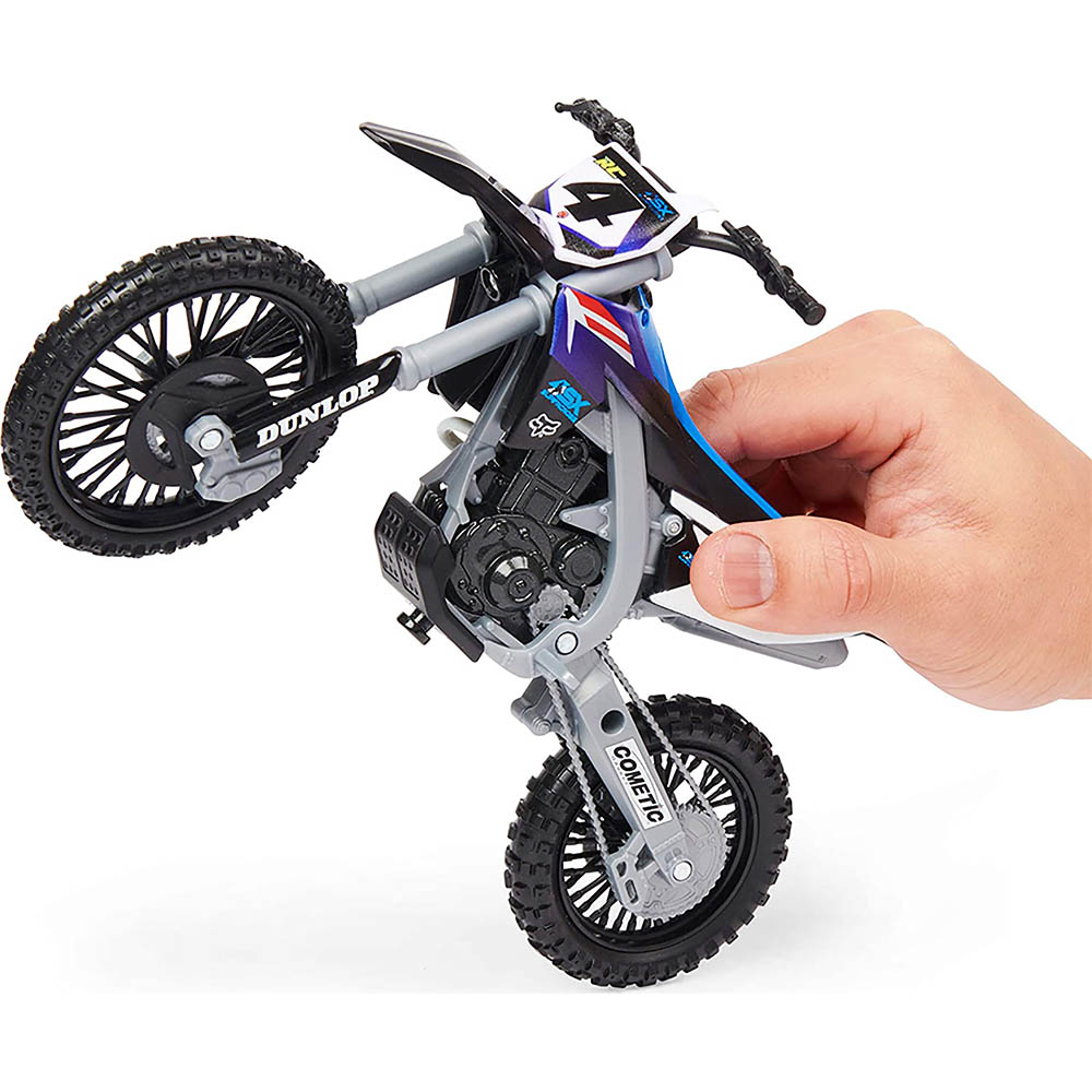 Super Cross - Moto 1:10 Ricky Carmichael