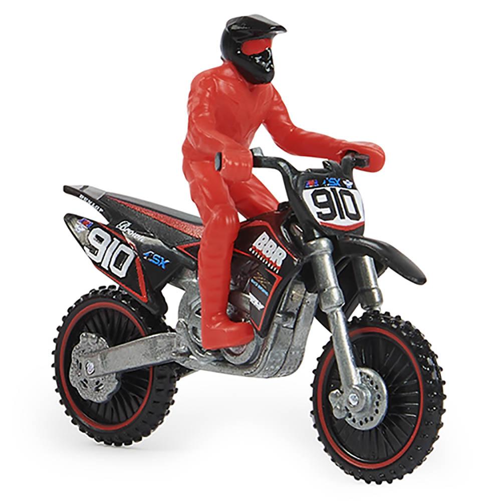 Super Cross - Moto 1:24 Carson Brown