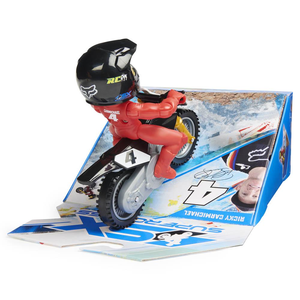 Super Cross - Moto 5X Ricky Carmichael