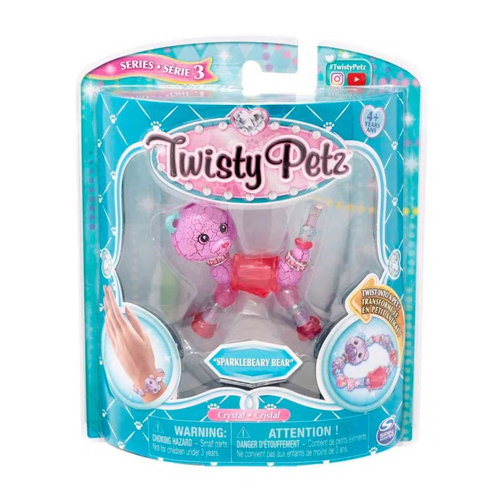 Twisty Petz - Single - Sparklebeary Bear
