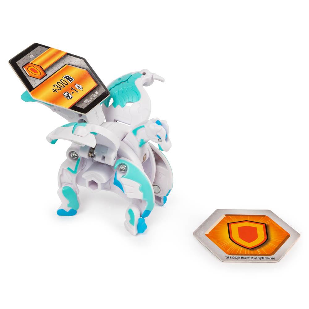 Bakugan - Ultra Bakugan Com Kit De Batalha - Pegatrix