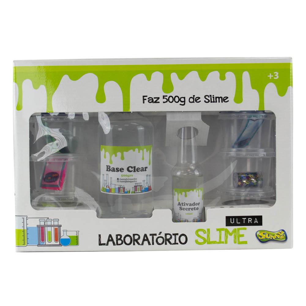 Utra Laboratório De Slime - Faz 500 G De Slime