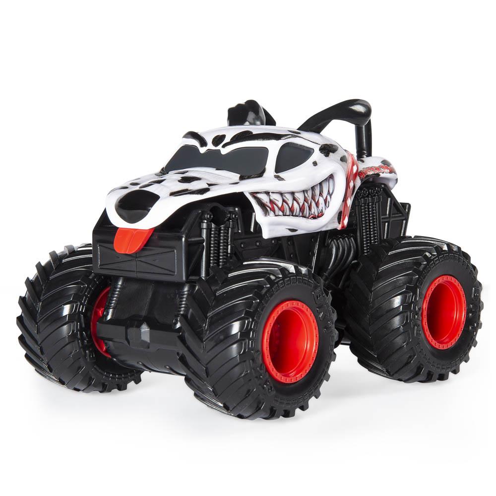 Monster Jam - Escala 1:43 - Veículo Monster Jam - Dalmatian