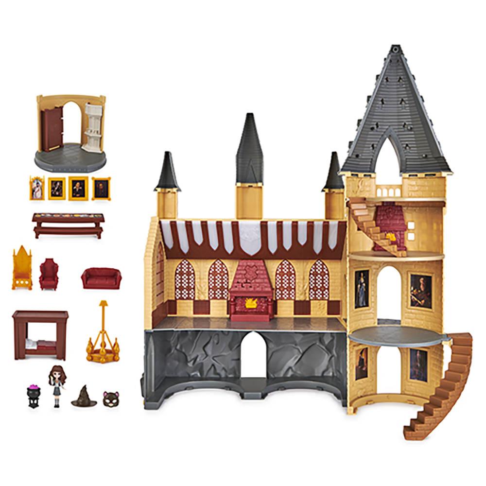 Harry Potter - CASTELO DE HOGWARTS