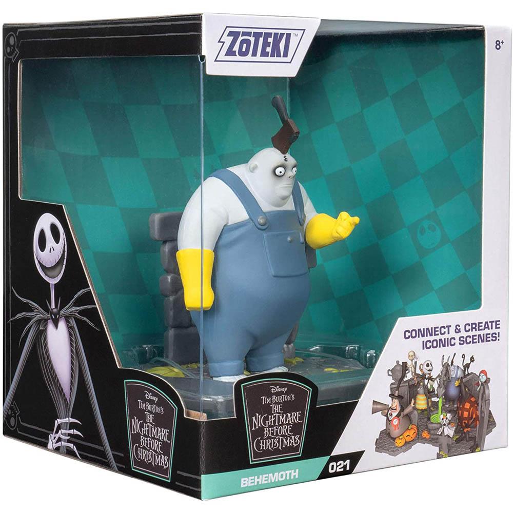 Zoteki - O Estranho Mundo De Jack - Behemoth 15 Cm