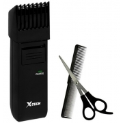 Barbeador X-tech Xt-389 3w Lamina Inox Recarregável Bivolt
