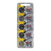 Bateria Maxell Cr2016- Cartela C/ 5 Unidades