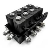Bloco De Válvulas Hki V8 10mm Suspensão A Ar