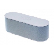 Caixa De Som Rádio Bluetooth Fm Cartão Tf Usb S207