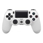 Controle Joystick Sem Fio Sony Dualshock 4 Branco