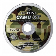 Linha Monofilamento Camu Xt 0,35mm - 100m - 34,3 Lb