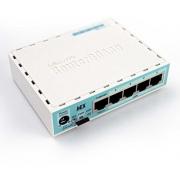 Roteador Mikrotik Routerboard Hex Rb750gr3 Branco Azul