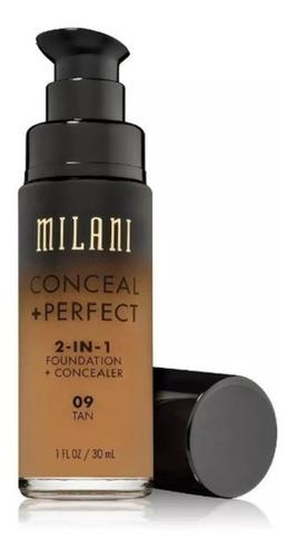 Base Milani Conceal + Perfect 09 - 2-in-1 Original 30 Ml